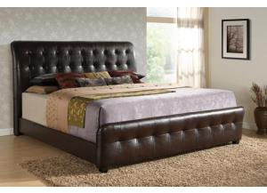 Queen Upholstered Headboard, Footboard & Rails,Lifestyle